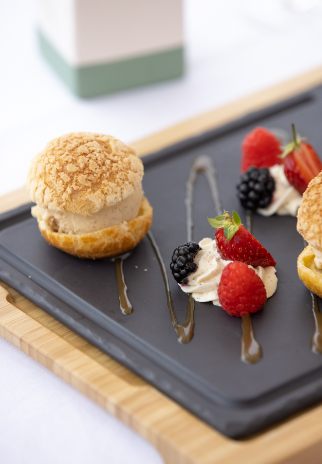 Dessert restaurant Ondine