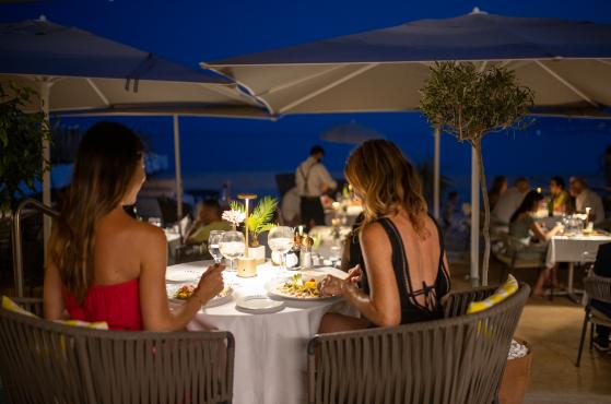 Soirée restaurant Ondine